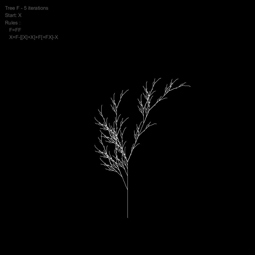 Tree F